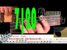 Rítimica Básica BX 7 | Basic Rhythmics BX 7 |七 :バス の  リズム の 基本[きほんてき]
