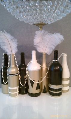 Table Props Gatsby Style by VaughnArts on Etsy, $12.00