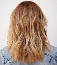 Auburn Hair With Strawberry Blonde Highlights
