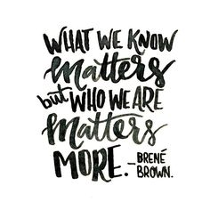brene brown quote #creativesbycarly