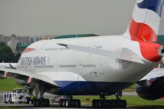 British Airways Airbus A380 F-WWSK MSN95 (G-XLEA) | Flickr - Photo Sharing!