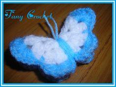 Fany Crochet: Escarapelas