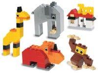 Let's Build It Again site :) LEGO® Instructions 4408 Animals