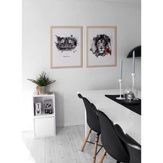 Scandinavian home - posters
