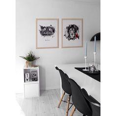 Scandinavian home - posters Scandinavian Home, Office Desk, Posters, Life, Furniture, Home Decor, Desk Office, Decoration Home, Desk