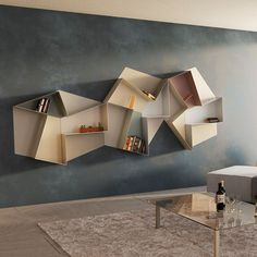 Slide Bookcase  by Daniele Lago.  #p_roduct