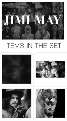 """""""JIMI MAY"""" by aomidomi on Polyvore featuring art"""