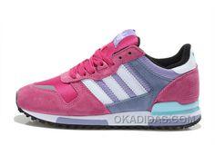 http://www.okadidas.com/adidas-zx700-women-pink-white-authentic.html ADIDAS ZX700 WOMEN PINK WHITE FREE SHIPPING Only $76.00 , Free Shipping!
