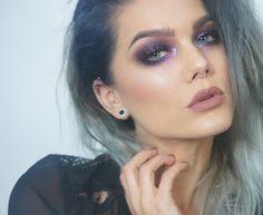 【ρinterest: ⚜ LizSanez✫☽】     //♡ Linda Hallberg Makeup - casanova, baby!