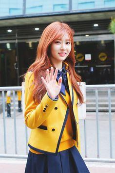 Photo album containing 7 pictures of Minju Kpop Girl Groups, Kpop Girls, Jihyo Twice, Yu Jin, Japanese Girl Group, Kim Min, The Wiz, School Uniform, K Idols