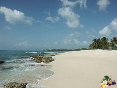 La plage de Baie Longue - Saint Martin - Antilles (Sint Maarten)