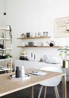 T.D.C: Simple Form | New Studio + Interior Styling Service
