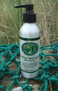 Coastal Navigator Aftershave Gel – Hemp & Company  #aftershave #aftershavegel #men #hemp #beauty #eco #ecofriendly #eco-friendly #natural   #seaweed #green #greenliving #sustainable #sustainability #naturalbeauty #lookyounger #beautifulskin
