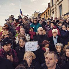 #jesuischarlie #noussommescharlie #marcherepublicaine #charliehebdo Photo by #fabienlemaire