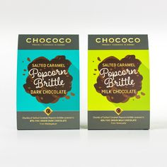 Chococo Cluster on Packaging of the World - Creative Package Design Gallery