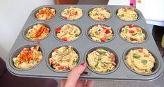 Utterly amazing gluten free vegan savoury muffins - these are fabulous!
