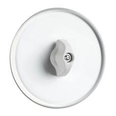 Interrupteur rotatif / classique DREHSCHALTER DUROPLAST MIT GLASABDECKUNG Thomas Hoof Produktgesellschaft mbH & Co. KG