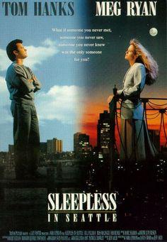 <시애틀의 잠 못 이루는 밤> 운명적인 사랑을 믿지도 겪어보진 못 했지만 그것이 무엇이든 현재에만 머물러 있다면 어떠한 변화도 없지 않을까? 샘과 애니의 운명적 사랑보다 파수꾼 역할을 한 조나가 너무 사랑스러운 영화인 듯 - 어느 시애틀의 밤에 보다…
