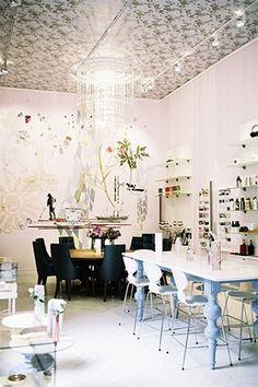 The Royal Copenhagen Cafe
