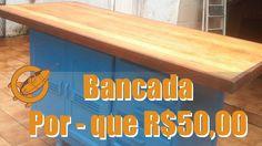Bancada para Marcenaria por menos que R$50,00