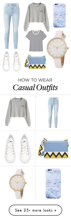 """""""Light casual"""" by miraivy on Polyvore featuring Frame and Prada"""
