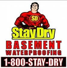 Staydry Waterproofing Is A Michigan Basement Waterproofing Company That Also Offers Foundation Repair Waterproofing Basement Foundation Repair Grand Rapids Mi