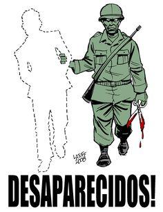 ARGENTINA: ¿30.000 DESAPARECIDOS? números en serio e intenciones ocultas detrás del debate