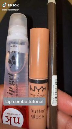 Makeup For Black Skin, Black Girl Makeup, Girls Makeup, Maquillage Black, Maquillage On Fleek, Eyebrow Makeup Tips, Makeup Videos, Cute Makeup, Gorgeous Makeup