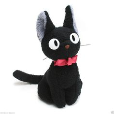 Product Name : Kiki's Delivery Service JiJi Plush S Manufacture : Sun Arrow Condition : Brand new Include : Kiki's Delivery Service JiJi S size x 1 Height About 14.5cm