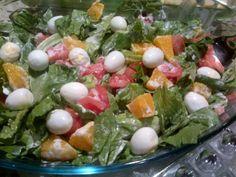 Ensalada de huevos de codorniz y naranja1