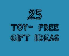 Gift ideas for kids that don't involve STUFF - so passing on this when people ask what to give v!!! Regalar Experiencias!