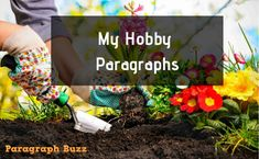 My Hobby Paragraph This is a short and simple My Hobby Paragraph in 200 and 150 words for all class students. You can learn this paragraph easily. Cartoon Books, English Book, Pencil And Paper, Fun Hobbies, Paragraph, Types Of Flowers, Love Reading, Primary School, Call Her