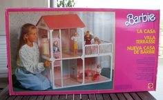 Barbie House Veranda 1990's