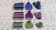 Avec le froid, on se couvre et on couvre sa famille. Découvrez les explications de nos modèles de bonnets et de mitaines coordonnées pour homme, femme et enfant. Sans oublier, les snoods assortis ...