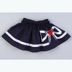 Santa Barbara Юбка для девочки  (Санта-Барбара) Baby Girl Skirts, Cheer Skirts, Fashion, Moda, Fashion Styles, Fashion Illustrations