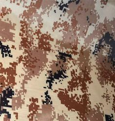 Desert Camouflage Taffeta fabric use for umbrella canopy tent shower curtain tent waterproof dust-proof Oxford Fabric, Canopy Tent, Camouflage, Print Design, Shower, Prints, Rain Shower Heads, Print Layout, Military Camouflage