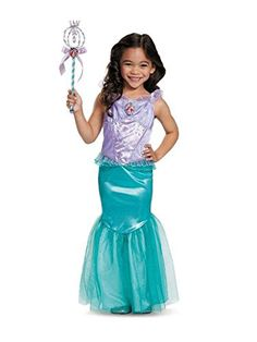 Disguise Ariel Deluxe Disney Princess The Little Mermaid Costume Small46X ** More info could be found at the image url-affiliate link.