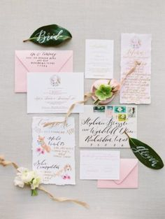 Wedding Invitation I