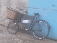 delivery bike(for local deliveries!!) - http://suusisi.com
