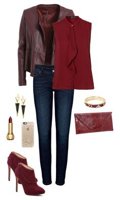 Wine-Not by asilosky on Polyvore featuring polyvore, mode, style, Manila Grace, Anine Bing, Nine West, Lana, House of Harlow 1960, Casetify, Christian Dior, MANGO, fashion and clothing
