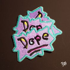 DOPE(Rugrats)-Patch