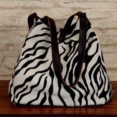 Zebra Bag Jalda