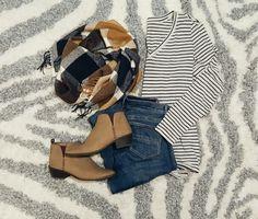 Scarves and Jeans  Runwayteacher.com
