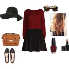 Floppy hats and skater skirts