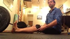 How to Mobilize/Stretch Tight Calf Muscles | Aaron Alexander | Align The...