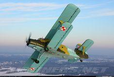 Polish AF Antonov (PZL-Mielec) An-2TD