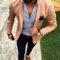 Navy blue and Salmon!  that  contrast!! @tufanir #dapper #dappered #dapperly #dapperman #dappermen #dapperstyle #dapperlydone #dappertradition #dappertime #dapperlydone #gent #gentleman #gentswear #gentsfashion #men #menstyle #menswear #mensstyle #mensfashion #mensfashionpost #mensfashions by southern_classy_and_fabulous
