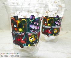 Five Nights at Freddy's Birthday Party Popcorn by FestiveCupboard