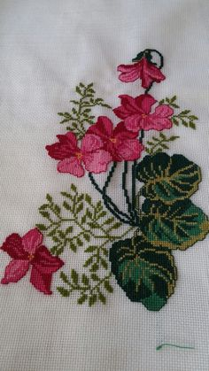 The most beautiful cross-stitch pattern knittingcrochetlo. Cross Stitch Beginner, Small Cross Stitch, Cross Stitch Letters, Cross Stitch Borders, Cross Stitch Rose, Cross Stitch Samplers, Cross Stitch Flowers, Modern Cross Stitch, Cross Stitch Designs
