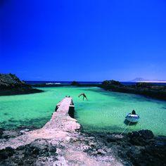Islote de Lobos, Fuerteventura.